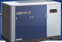 máy nén khí Kobelco biến tần VS