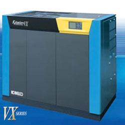 máy nén khí trục vít ngâm dầu Kobelco