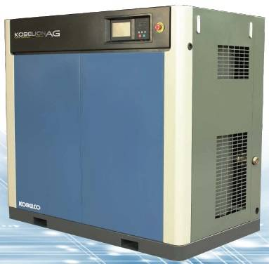 máy nén khí trục vít Kobelco dòng AG