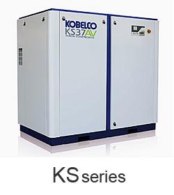 máy nén ks series của kobelco