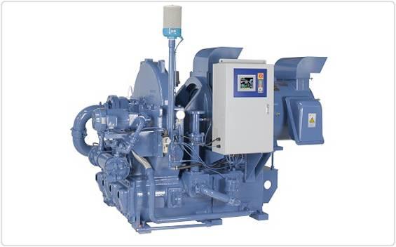 máy nén khí ly tâm IHI T2 series
