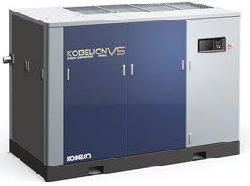 Máy nén khí trục vít Kobelco công nghệ cao