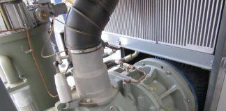 Cụm đầu nén máy nén khí Kobelco