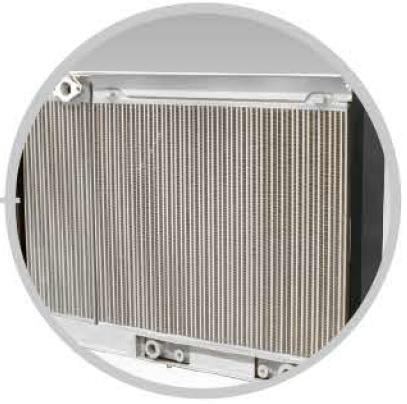 Dàn trao đổi nhiệt máy nén khí Kobelco