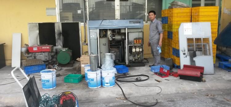 Bảo trì bảo dưỡng máy nén khí