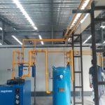 Lắp đặt hệ thống khí nén