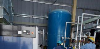 Lắp đặt hệ thống khí nén công nghiệp