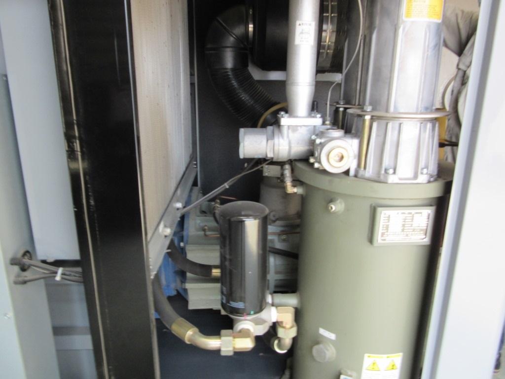 Lọc tách dầu máy nén khí Kobelco