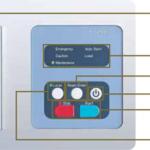 Màn hình máy nén khí Kobelion VX VS